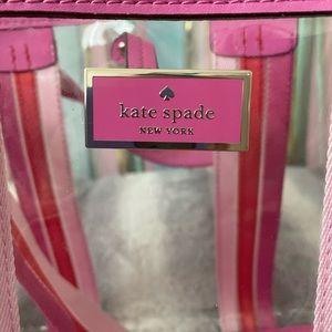 kate spade Bags - Kate Spade Medium Clear Sam Tote